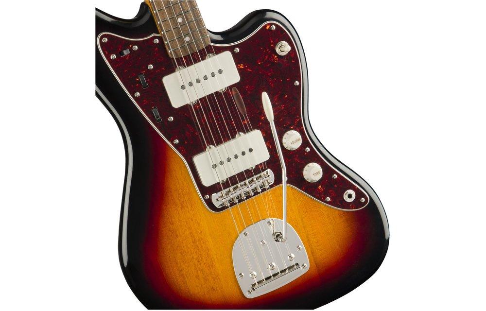 Squier Classic Vibe '60s Jazzmaster, Laurel Fingerboard, 3-Color Sunburst