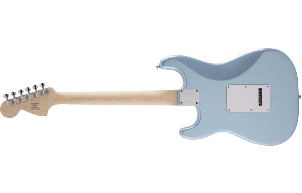 Squier FSR Affinity Series Stratocaster, Laurel Fingerboard, Lake Placid Blue