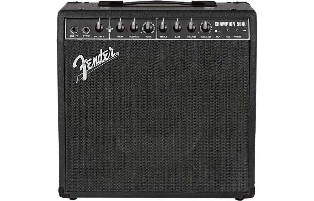 Fender Champion 50XL Guitar Amplifier