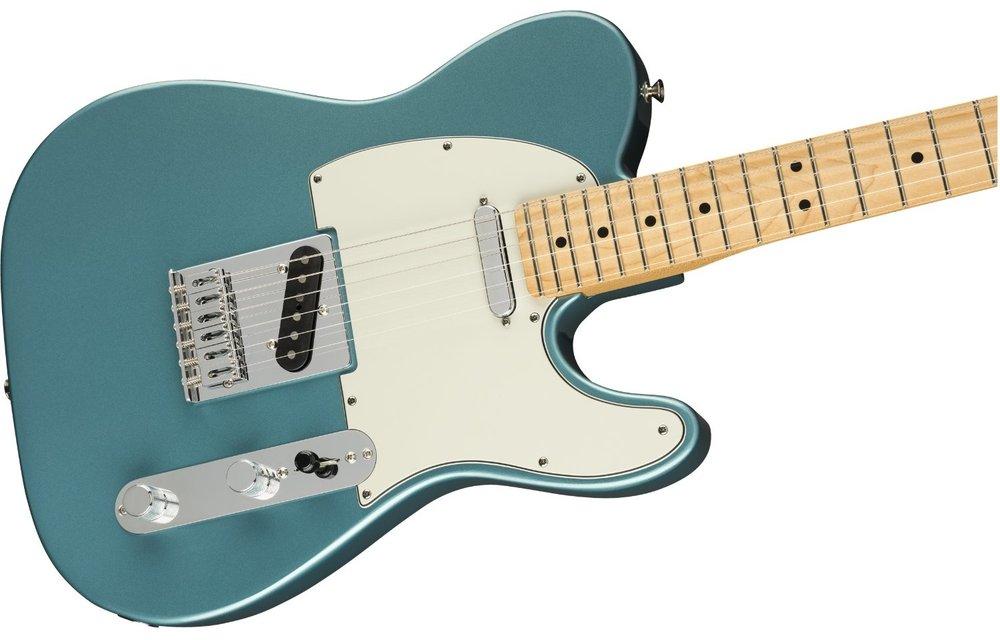Fender Player Telecaster, Maple Fingerboard, Tidepool
