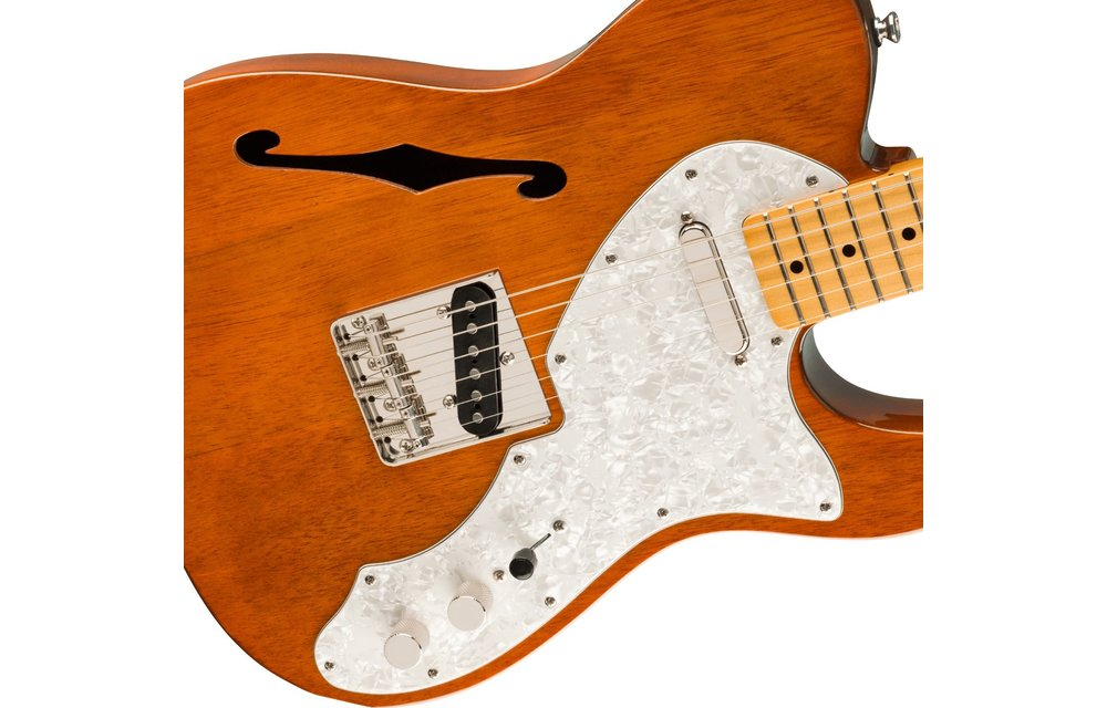 Squier Classic Vibe '60s Telecaster Thinline, Maple Fingerboard, Natural
