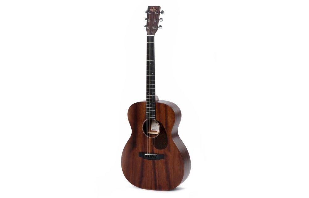 Sigma 000M-15 All Mahogany Acoustic Guitar