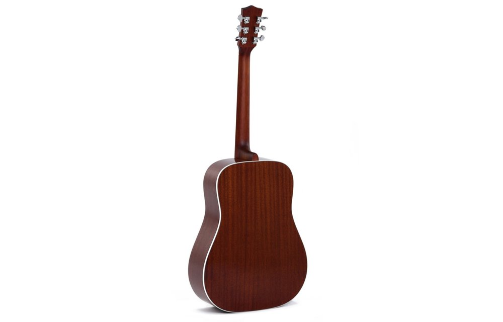 Sigma DM-SG5 Hummingbird Dreadnought Acoustic Guitar