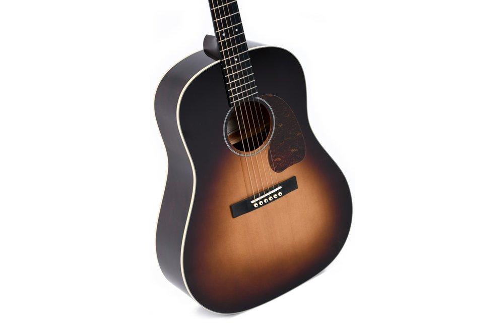 Sigma JM-SG45 Slope Shoulder Dreadnought Electric Acoustic Guitar