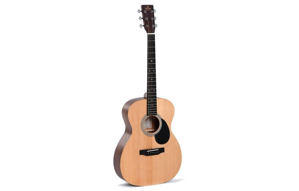 Sigma OMM-ST Spruce/Mahogany Acoustic Guitar