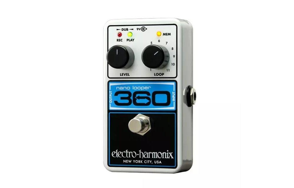 Electro-Harmonix 360 Nano Looper