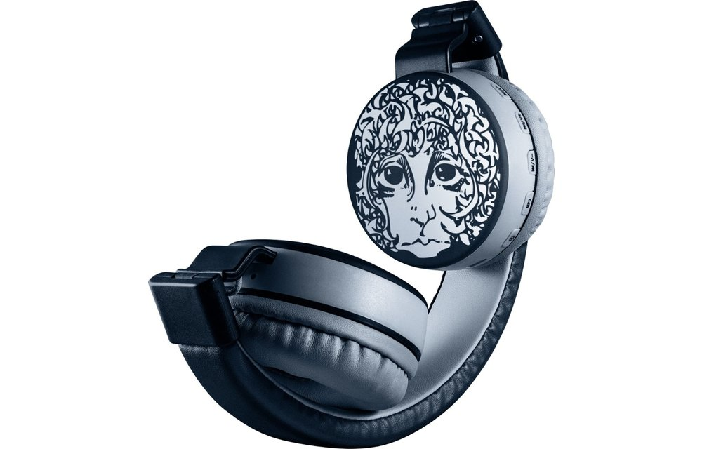 Electro-Harmonix NYC Cans Bluetooth Headphones