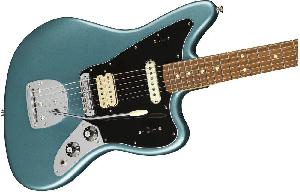 Fender Player Jaguar, Pau Ferro Fingerboard, Tidepool