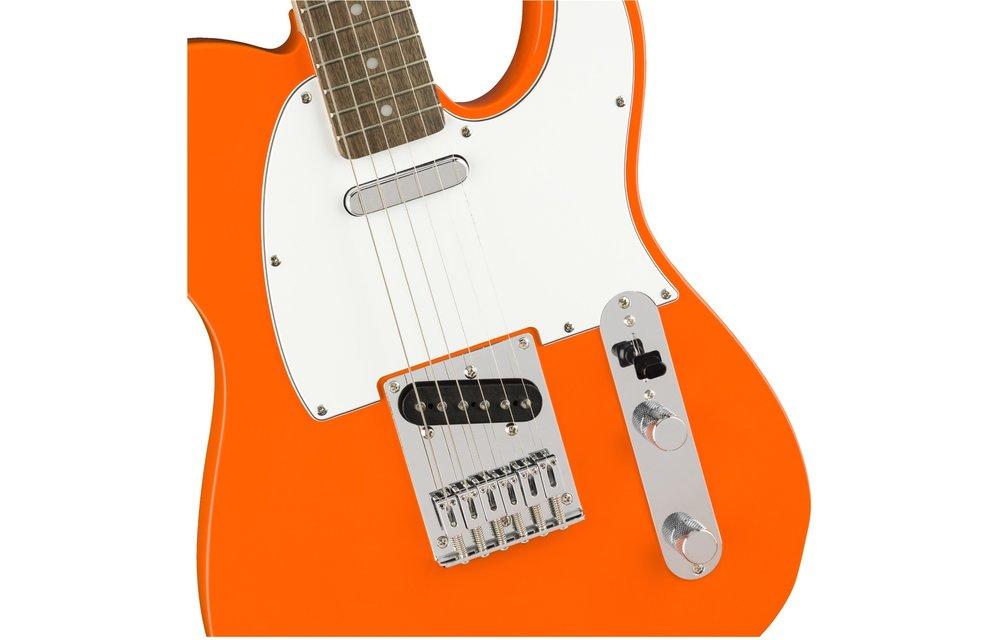 Squier Affinity Series Telecaster, Laurel Fingerboard, Competition Orange