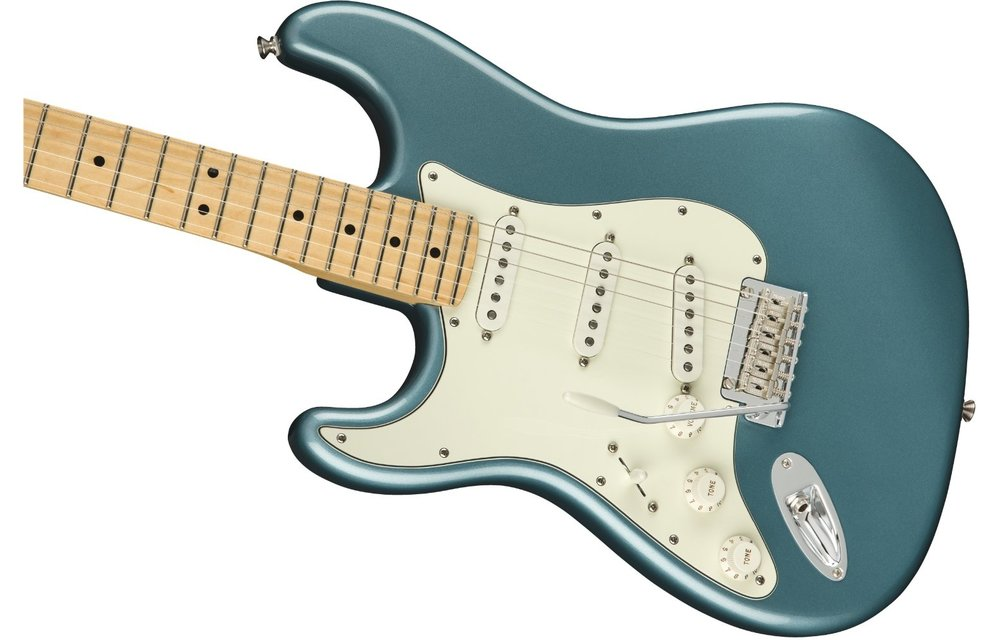 Fender Player Stratocaster Left-Handed, Maple Fingerboard, Tidepool