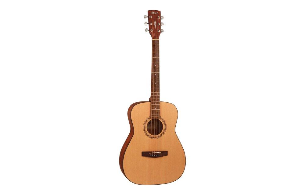 Cort AF505 Short Scale Folk Acoustic Guitar
