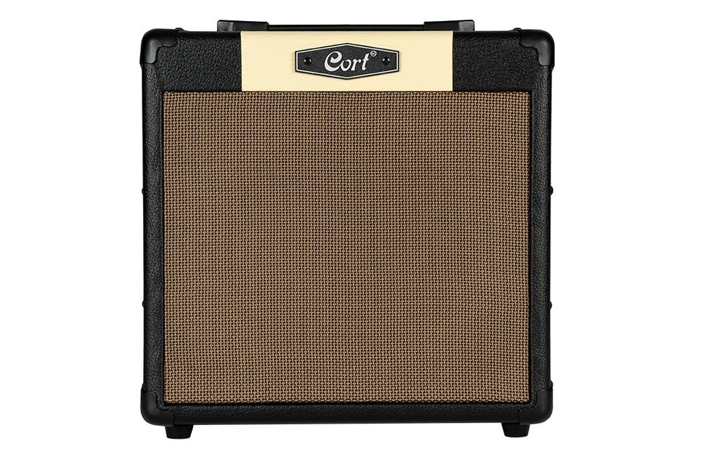 Cort CM15R Guitar Amplifier, Black