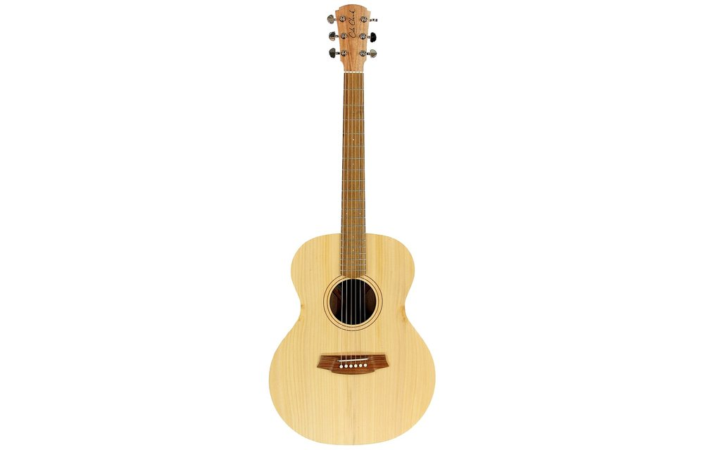 Cole Clark AN Grand Auditorium - 1 Series, Bunya/Maple, without pickup (AN1-BM)