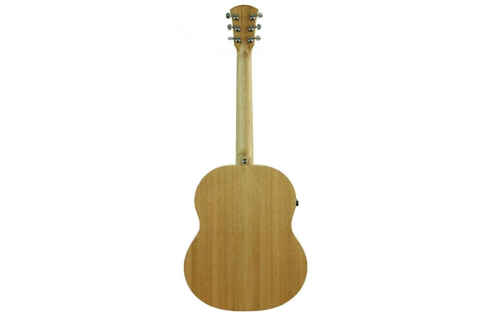 Cole Clark LL Mini - 1 Series, Redwood/Maple (LL1E-RDM)
