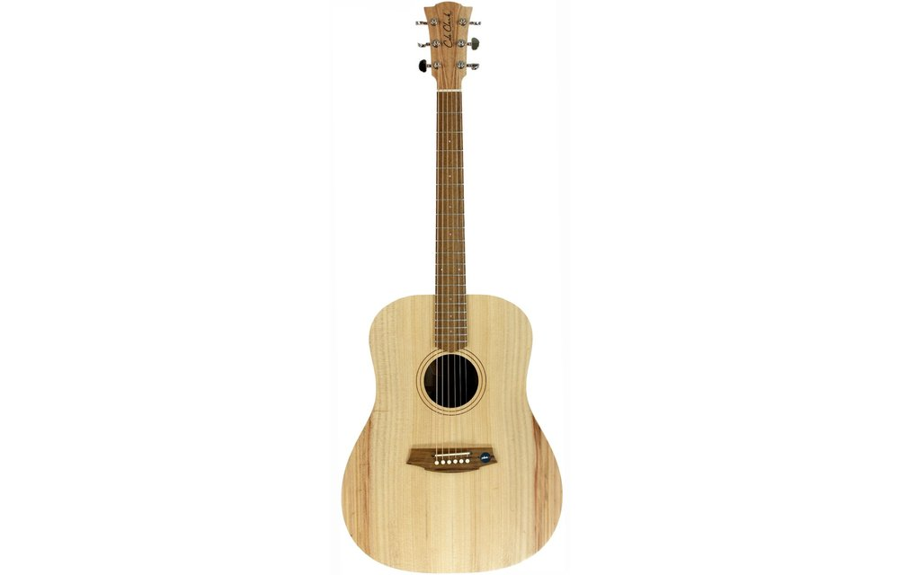 Cole Clark FL Dreadnought - 1 Series, Bunya/Maple, without pickup (FL1-BM)