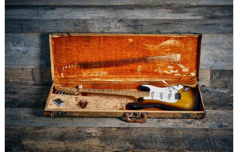 Fender Stratocaster 1956 2-Tone Sunburst