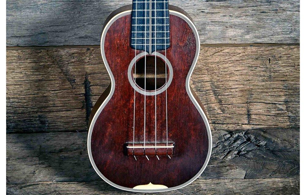 Martin Style 3M Ukulele 1920s