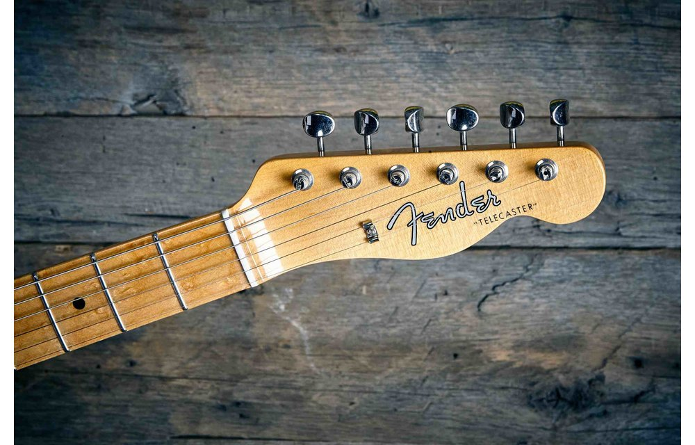 Fender Custom Shop Limited Edition '60s Telecaster, DLX Closet Classic, Black