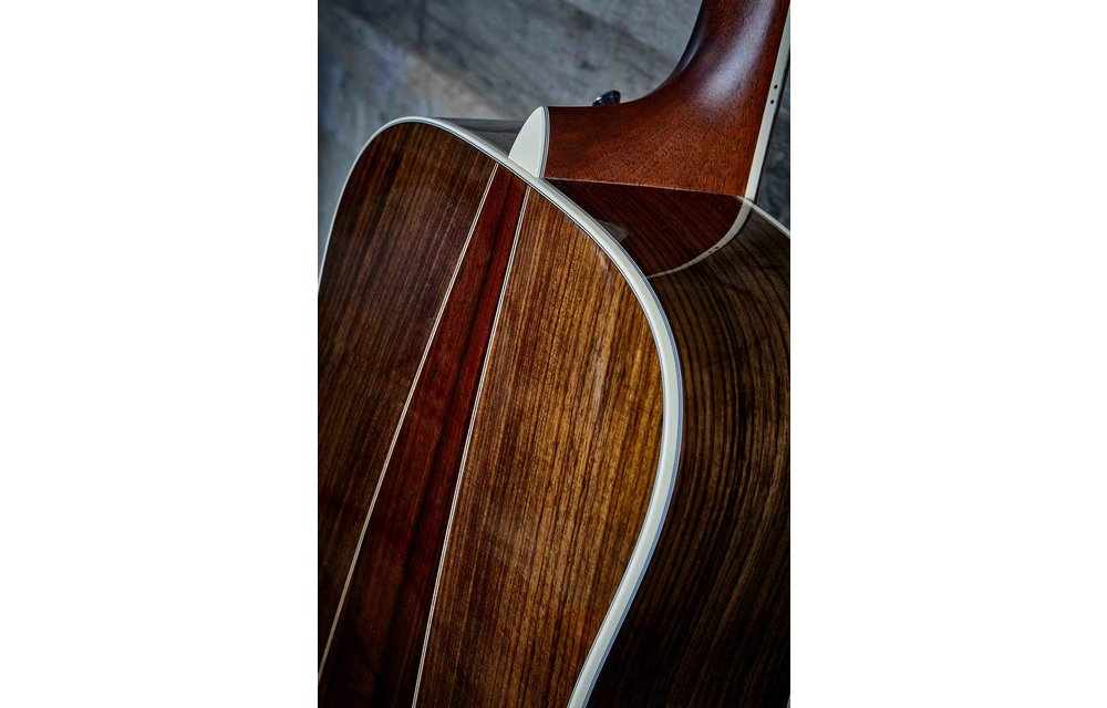 Martin D-35E: Standard Series Dreadnought Electric Acoustic Guitar w/ LR Baggs Pickup