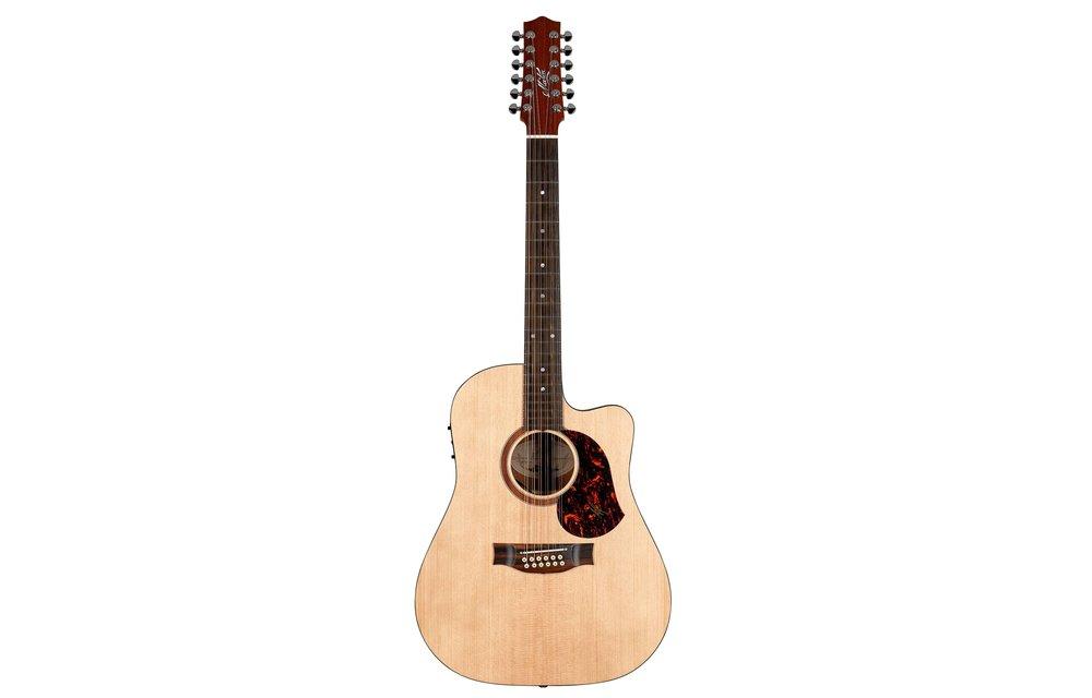 Maton SRS70C-12 Electric Acoustic 12-String Guitar