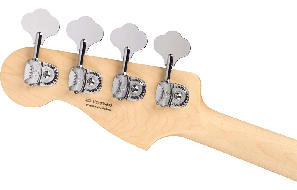 Fender American Performer Precision Bass, Rosewood Fingerboard, 3-Color Sunburst
