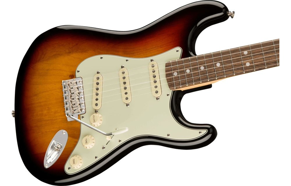 Fender American Original '60s Stratocaster, Rosewood Fingerboard, 3-Color Sunburst