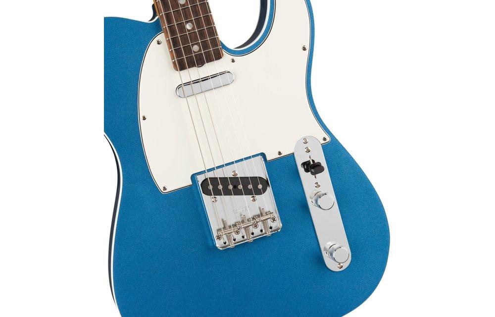 Fender American Original '60s Telecaster, Rosewood Fingerboard, Lake Placid Blue