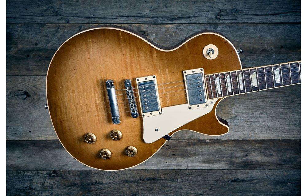 Gibson Les Paul Standard Figured Top Honeyburst 2005