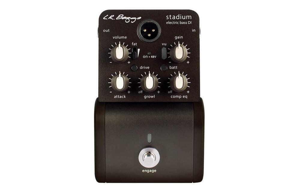 LR Baggs Stadium Bass Preamp