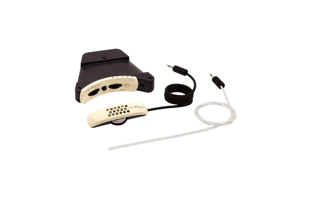 LR Baggs Anthem Acoustic Guitar Pickup System w/Element & Microphone