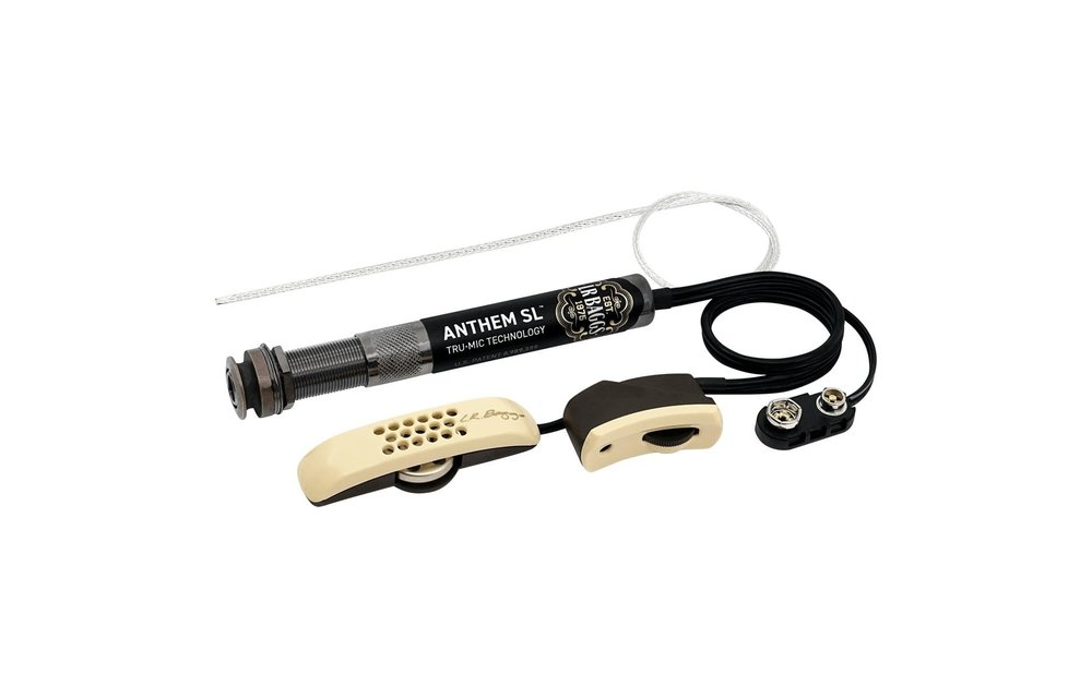 LR Baggs Anthem SL Nylon String Guitar Pickup System w/Element & Microphone