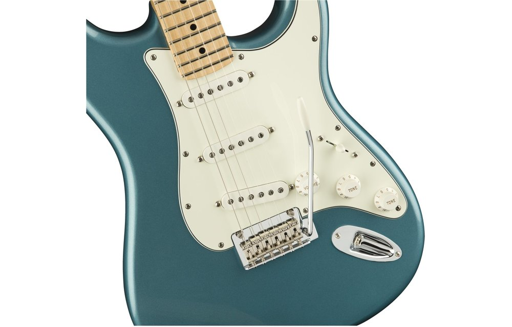 Fender Player Stratocaster, Maple Fingerboard, Tidepool