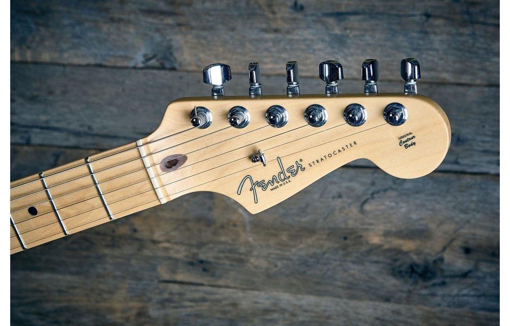 Fender Stratocaster 50th Anniversary American Standard 2004, Two-Tone Sunburst