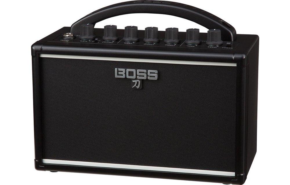 BOSS Katana MINI Battery Powered Amplifier