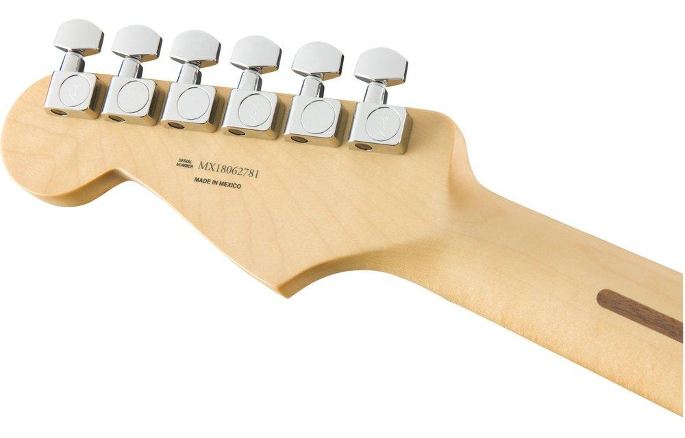 Fender Player Stratocaster, Maple Fingerboard, Polar White