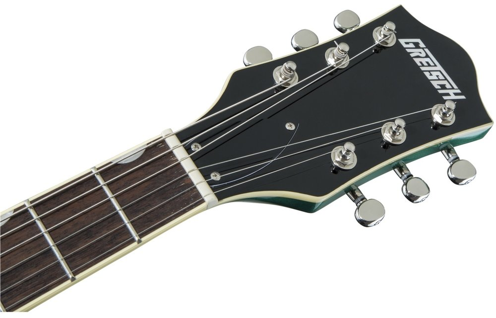 Gretsch G5622T Electromatic Center Block Double-Cut with Bigsby, Laurel Fingerboard, Georgia Green