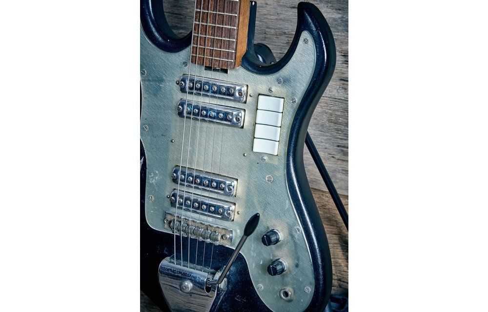 Jason by Ibanez, 1960's