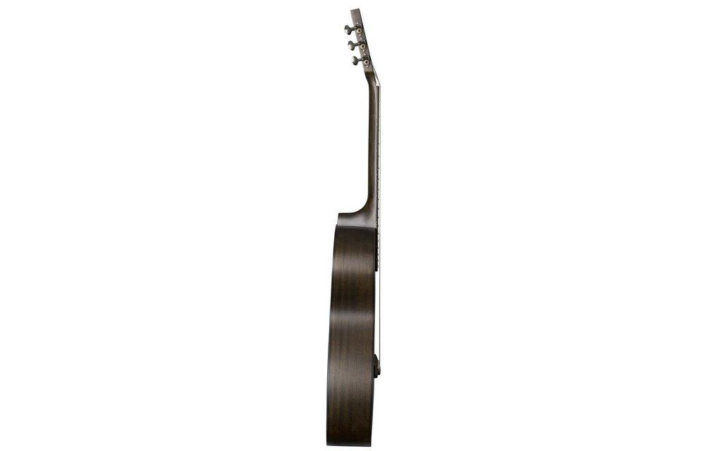 Baton Rouge X11LS/P-SCC Spruce/Mahogany Parlour Acoustic Guitar, Charcoal Satin