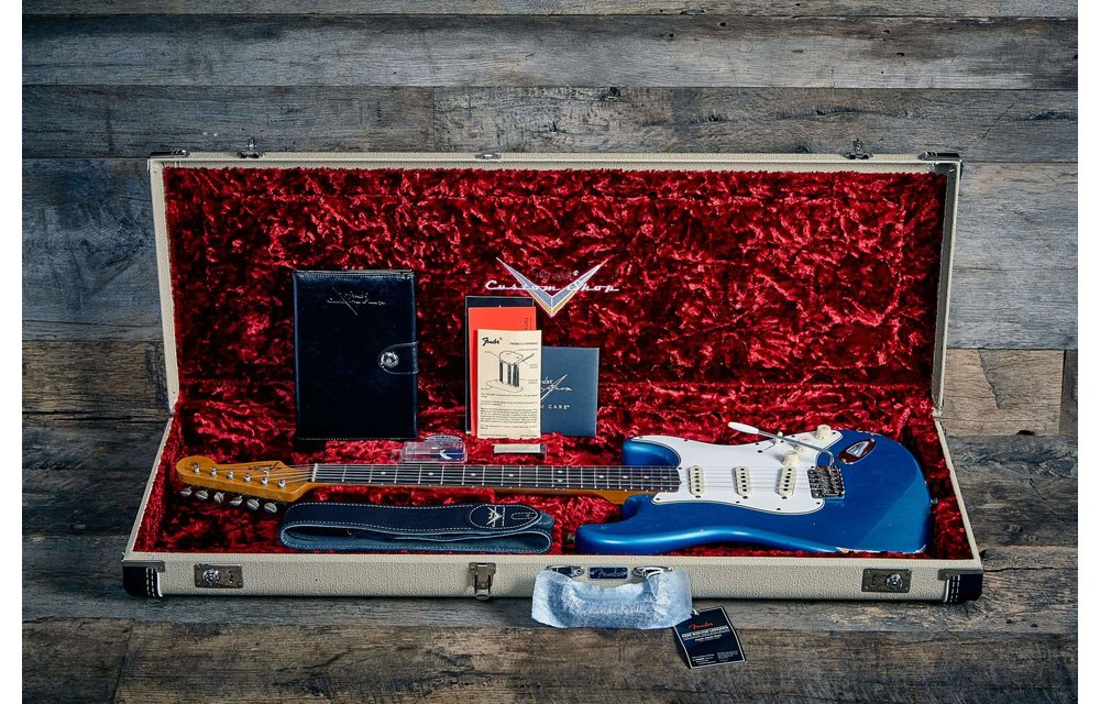 Fender Custom Shop S20 LTD 64 STRAT REL - ALPB