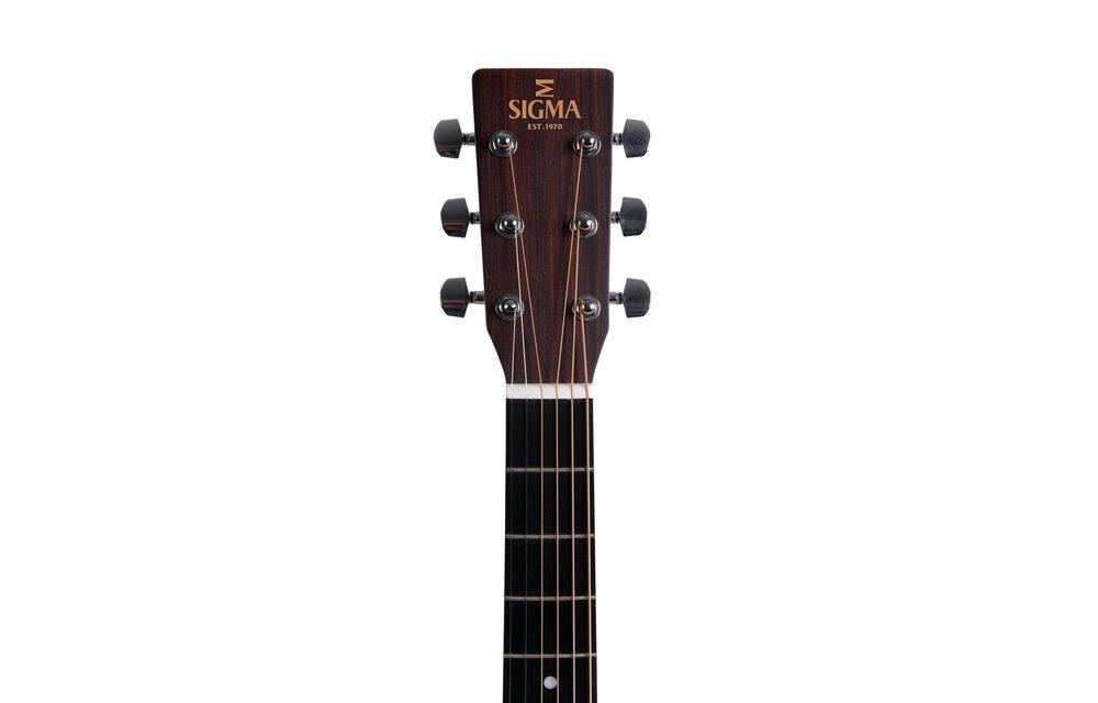 Sigma DM-1L Left Handed Dreadnought Acoustic Guitar