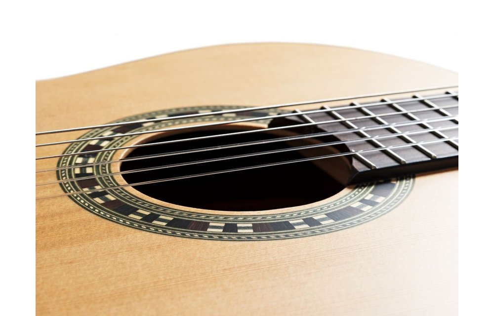 La Mancha Granito 32, Spruce/Mahogany Classical Guitar