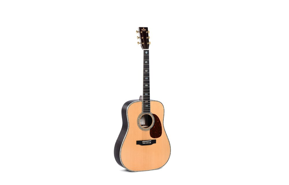 Sigma DT-45 Dreadnought Acoustic Guitar