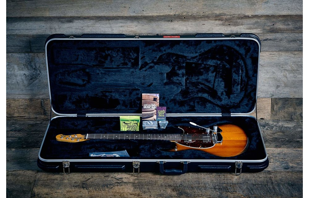 Music Man Stingray RS Vintage Sunburst