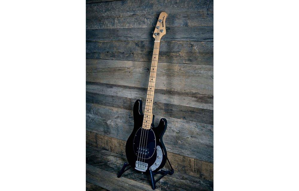 Music Man Sting Ray Bass, Black