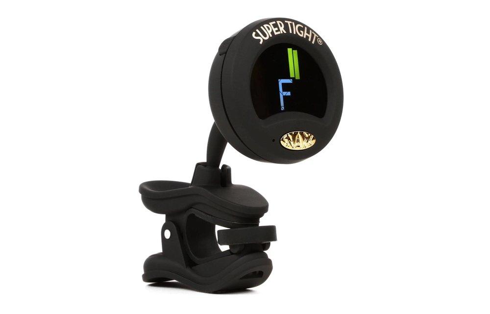Snark Clip-On Chromatic Tuner, Black