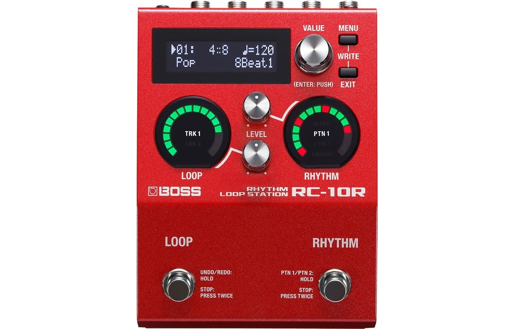BOSS RC-10R Rhythm Loop