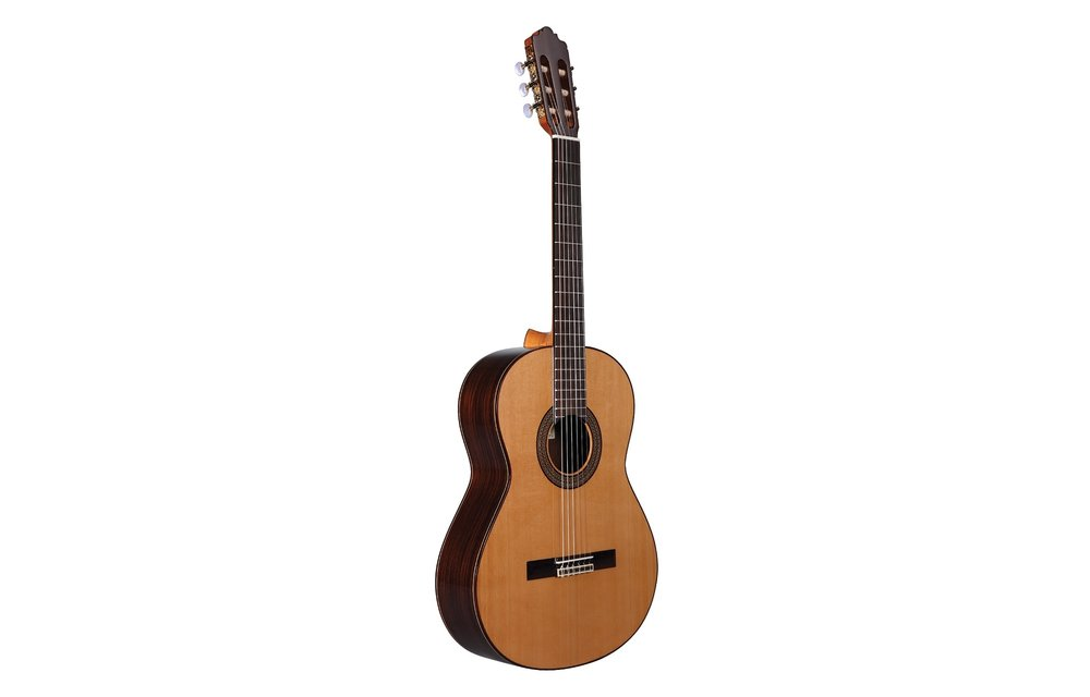 Altamira N300: Solid Cedar/Rosewood Classical Guitar, Gloss Finish