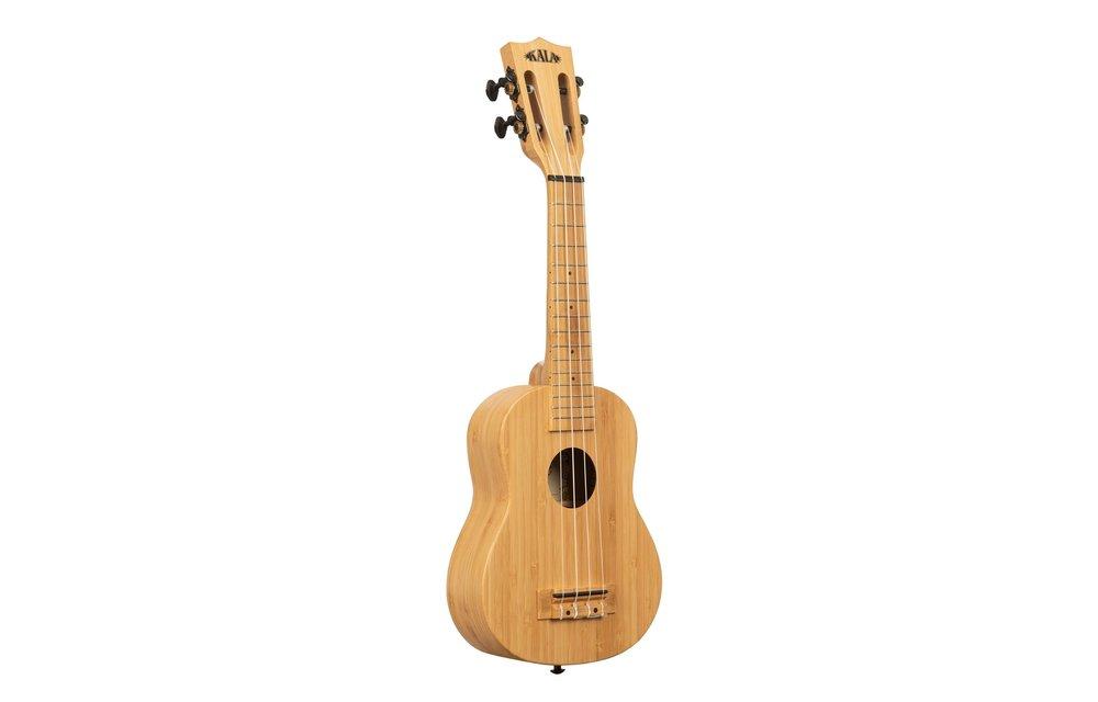 Kala Bamboo Soprano Ukelele