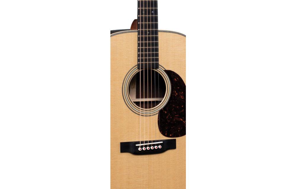Martin D-28: Modern Deluxe Series Dreadnought Acoustic Guitar