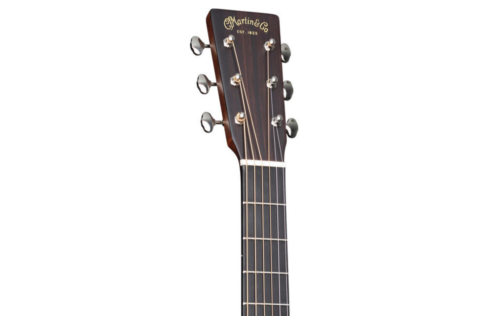 Martin D-18: Standard Series Dreadnought Acoustic Guitar
